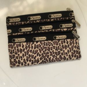 LeSportsac small multi pocket wallet, bag